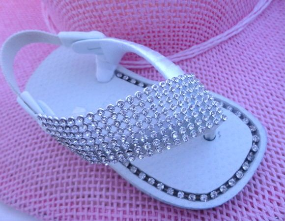 f8c765be0c Chinelo Decorado com Fitas de Cetim (3)