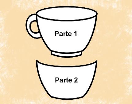 Aprenda A Fazer Xicaras De Papelao Para Lembrancinhas Artesanato